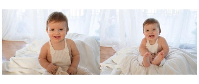 Jude 10 months